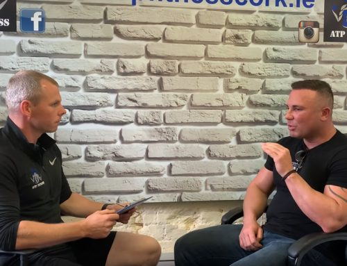 Fitness, mental health, obesity & mindset with Alan Murphy